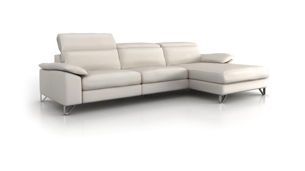 sofas piel chaise longue rh mejorimagen eu