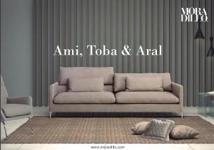 Catálogo familia Ami, Toba & Aral