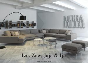 Catálogo familia Izu, Zow, Jaja & Ija