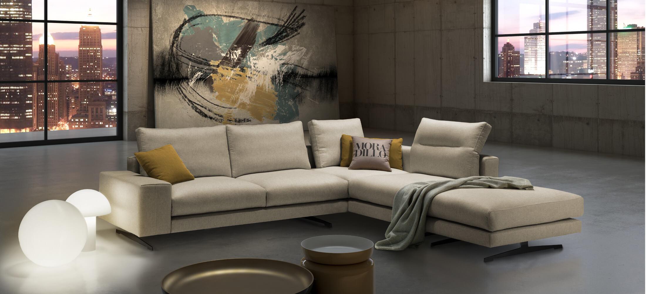 Ambiente sofá Poso