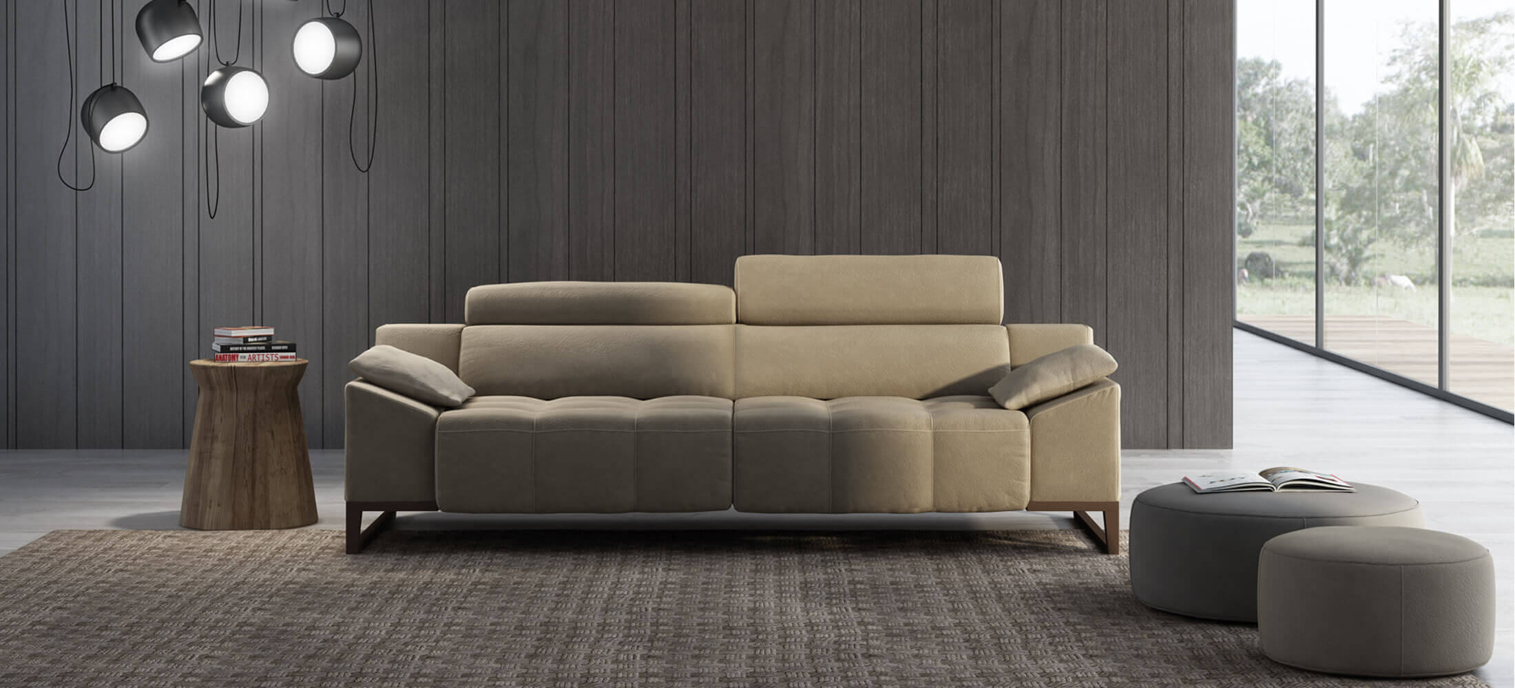 Ambiente Sofa Sham