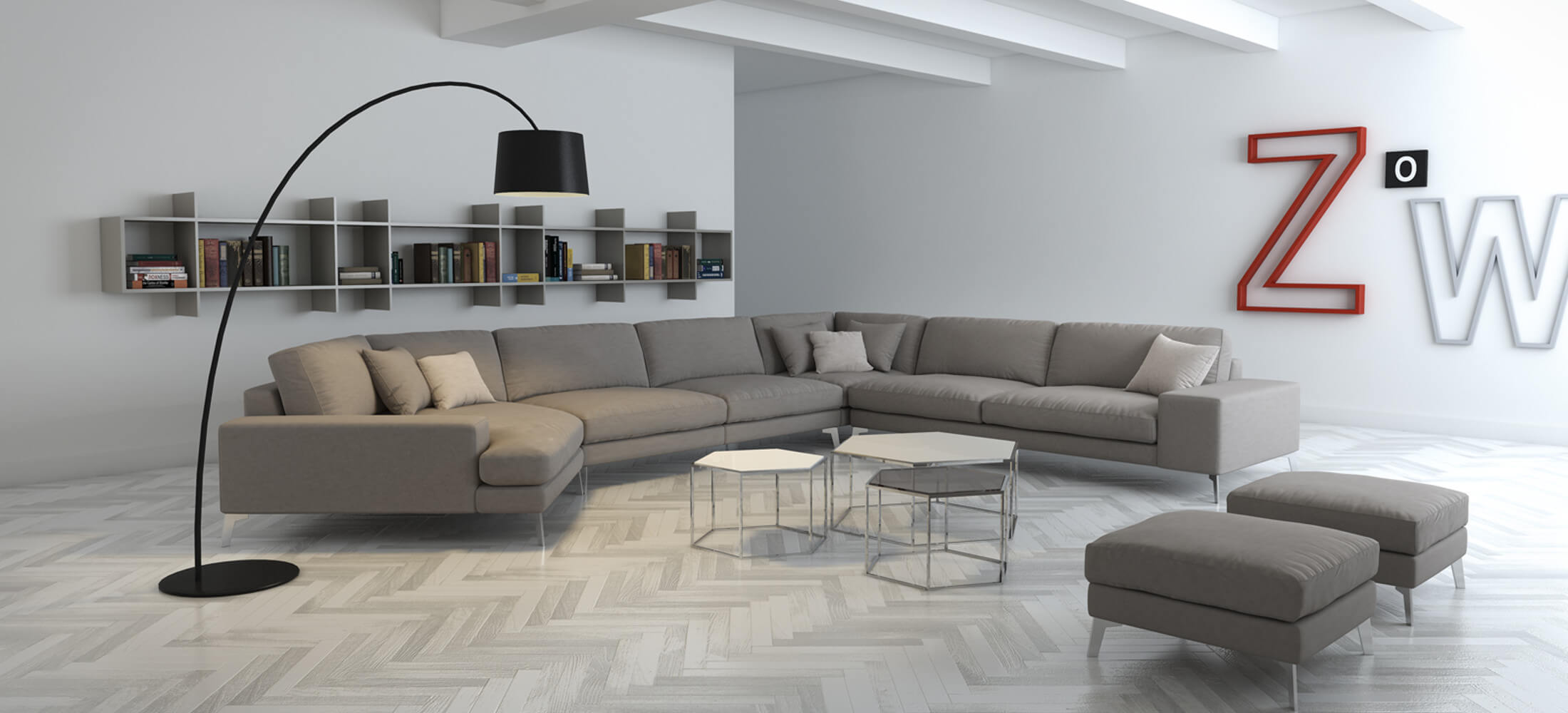 Ambiente sofá Zow rinconera