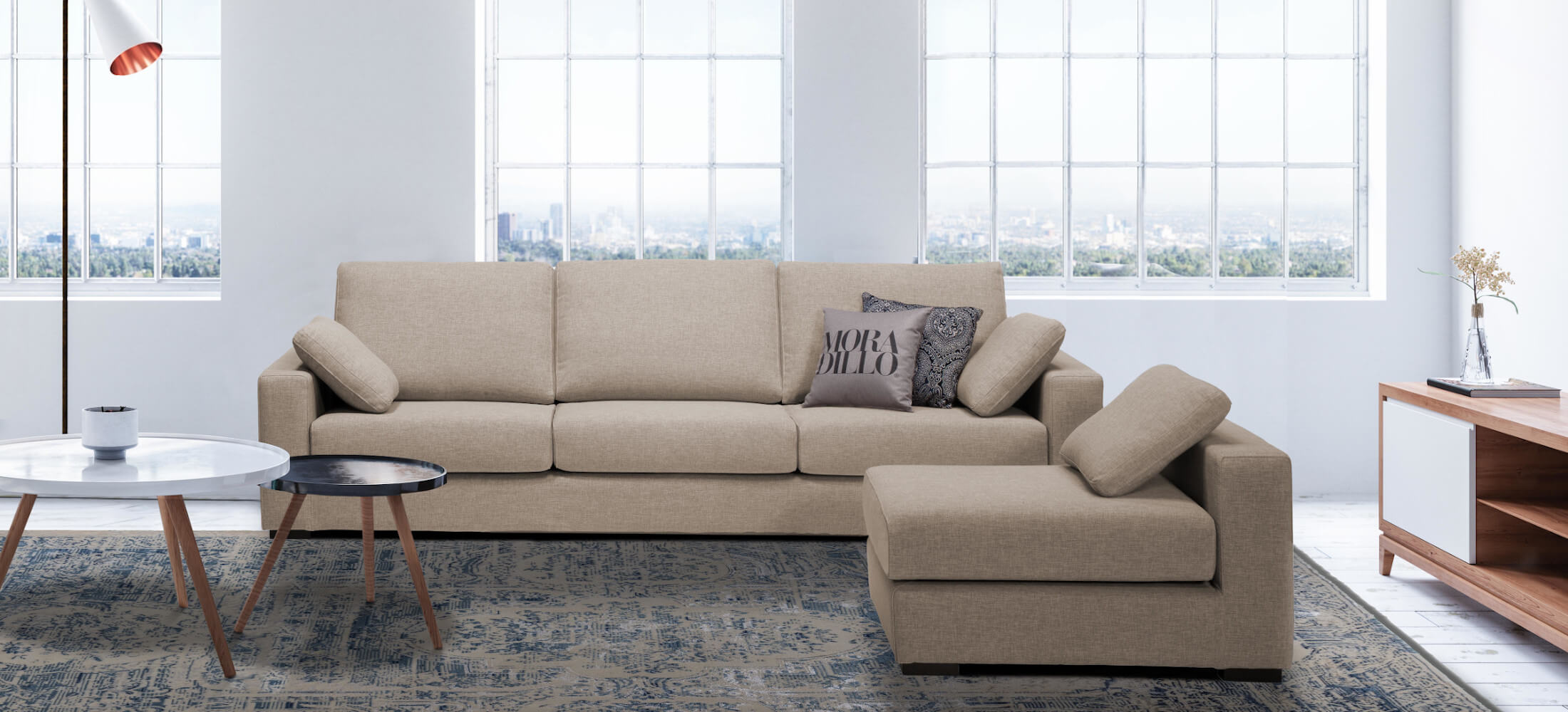 Ambiente sofá Kuala