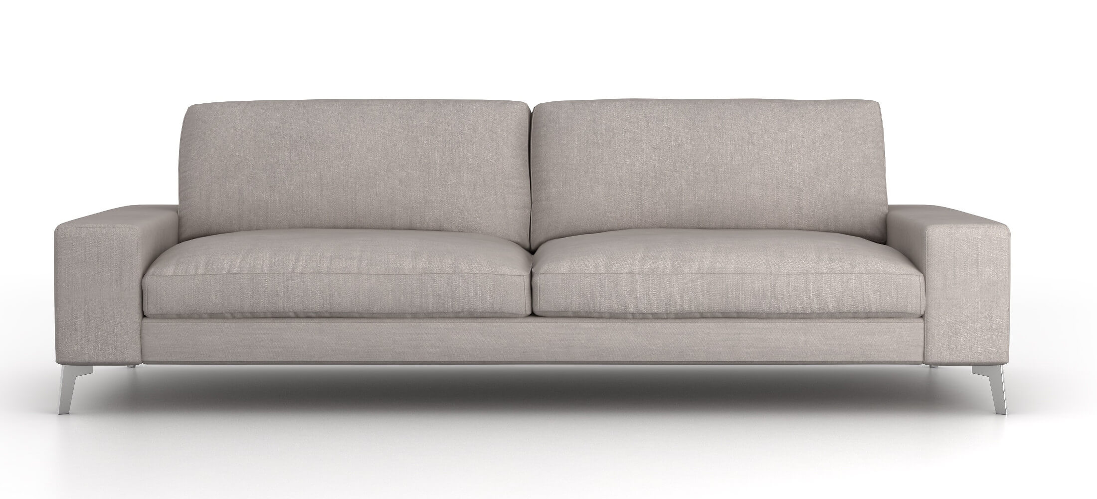 Sofa Zow - Vista frontal