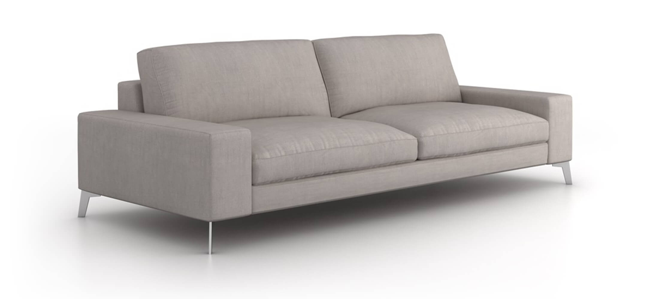 Sofa Zow - Vista lateral