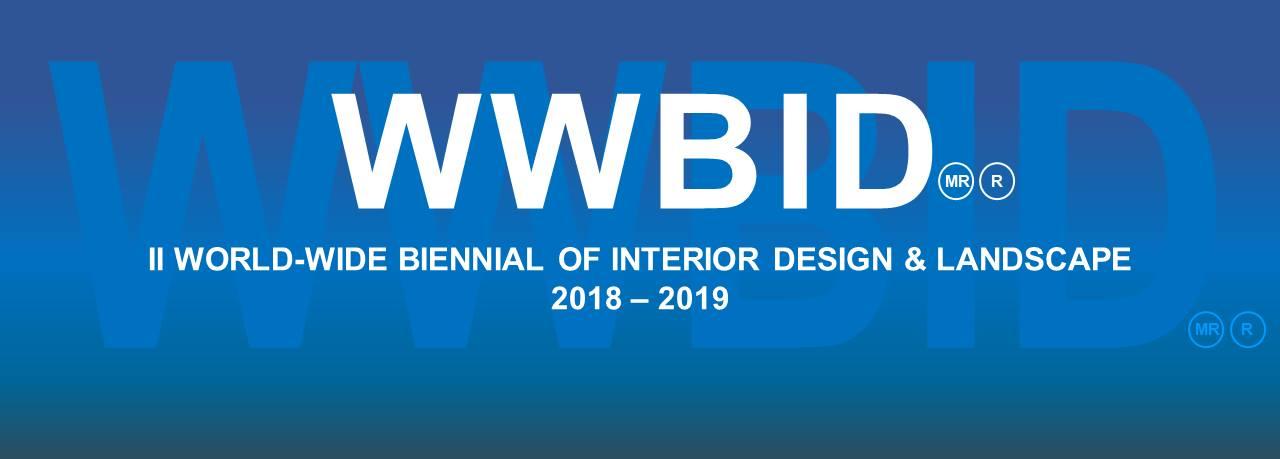 II BIENAL MUNDIAL DE INTERIORISMO 2018-2019