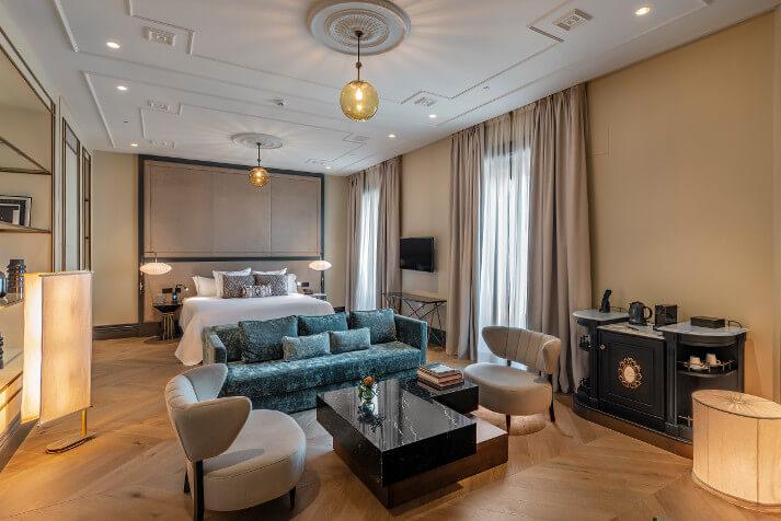 Coolrooms Habitación Suite