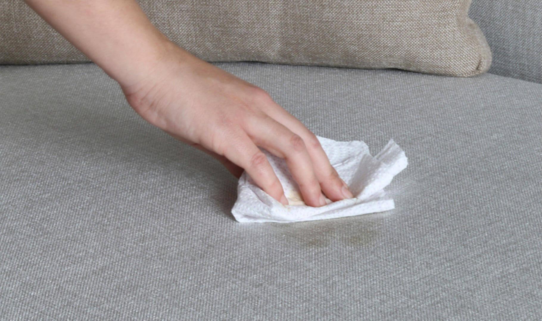 Tejidos antimanchas y facil limpieza