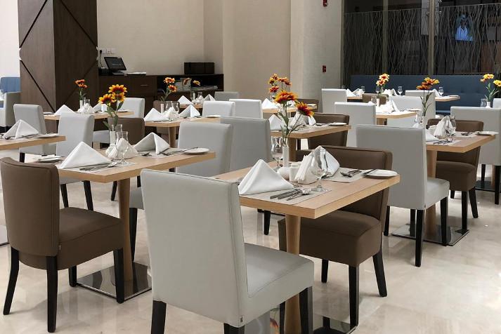 Comedor Cristal Amaken Hotel