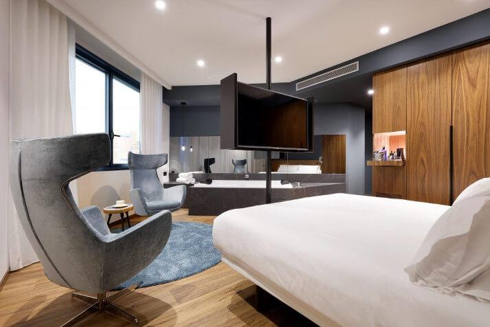 Suite hotel SB Icaria - Butaca Hita