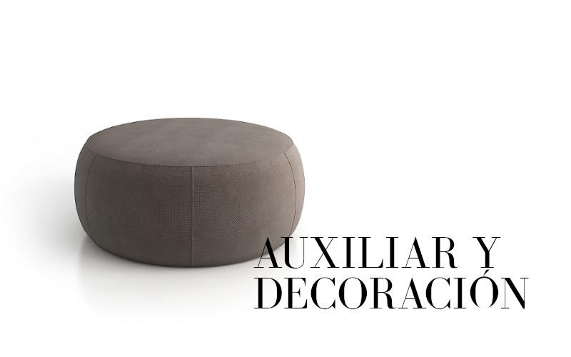 colección auxiliar y decoración
