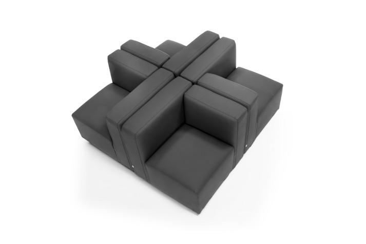 Sofá modular Jockey