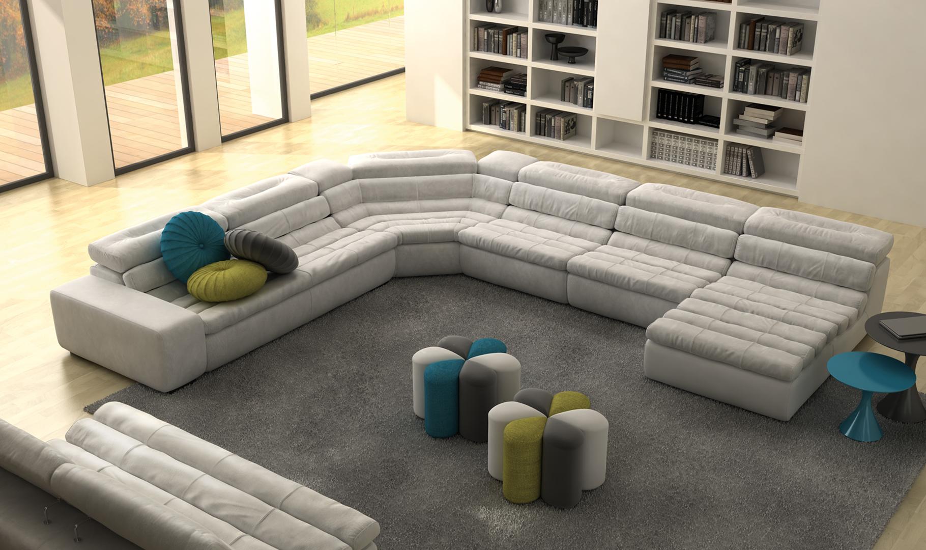 Sofa modular personalizado
