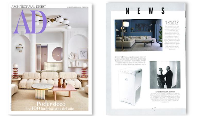 Revista AD - Especial Los 100 interioristas del año