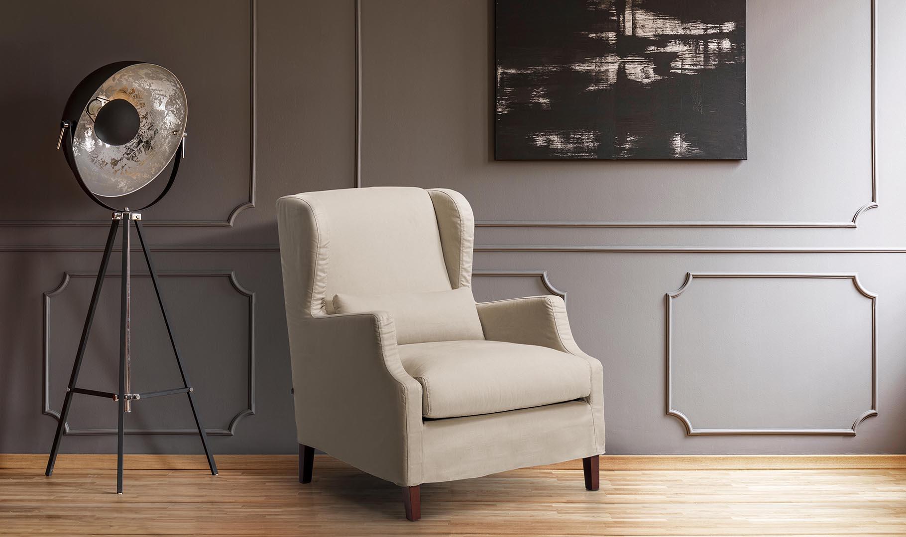 salones pequeños sofá